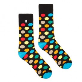 Colourful dots Socks