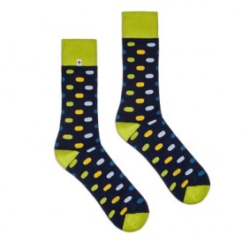 Long dots socks