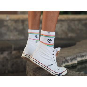 4LCK Free Planet socks